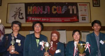 Universitas Brawijaya, Juara Kanji Cup XI 2013