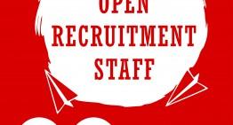 Open Recruitment Staff