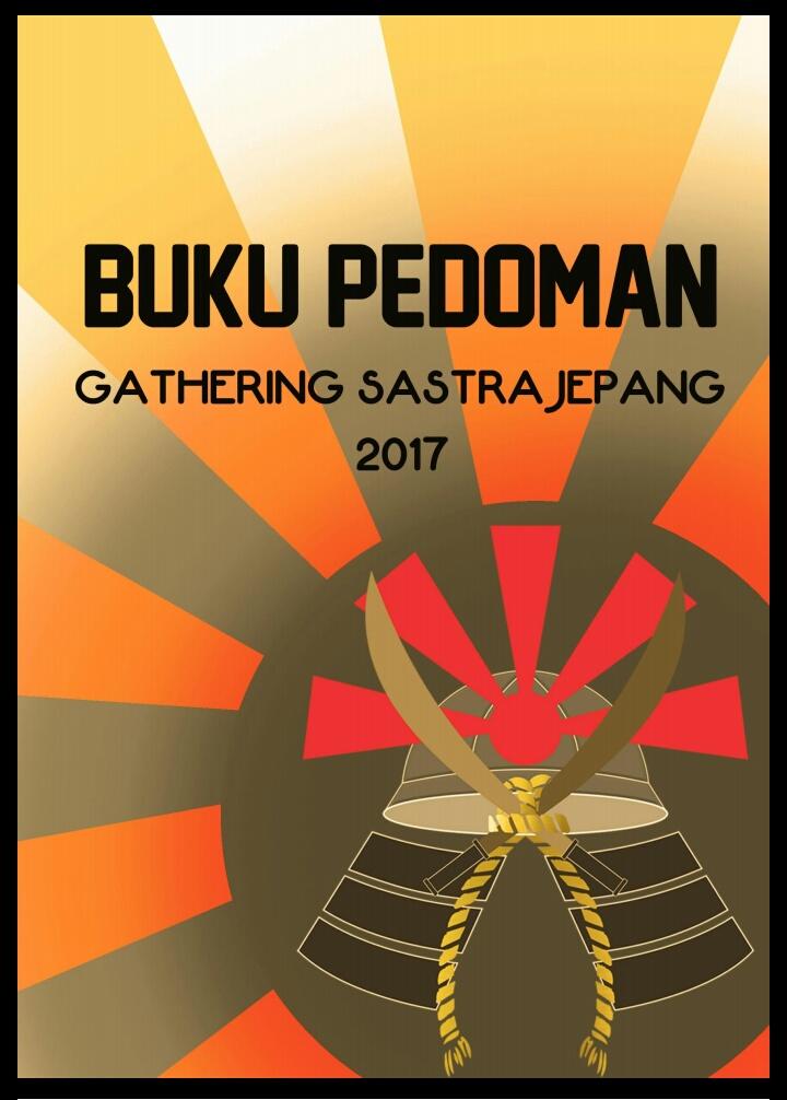 BUKU PEDOMAN GATHERING SASTRA JEPANG 2017