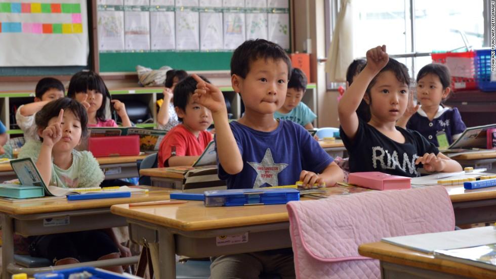 Sekolah Dasar di Jepang lebih mementingkan etika dan moral daripada ilmu pengetahuan