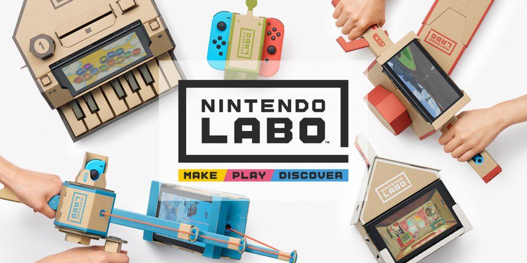 Nintendo Labo, Inovatif dan Menarik