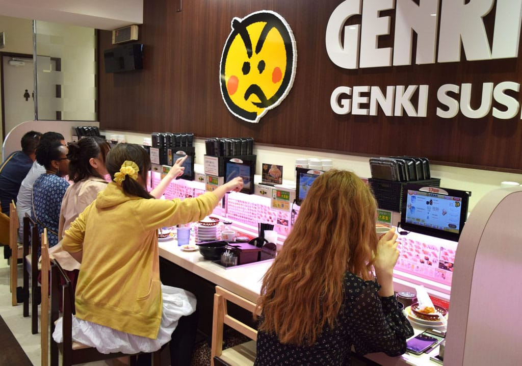 Kedai Genki Sushi